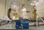 All-electric Eutelsat 172B on the road to Kourou