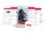 Sky adds messenger to My Sky app