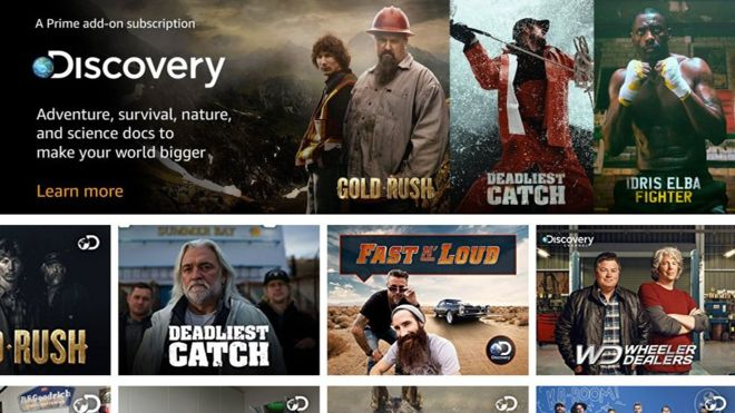 Amazon's 'live TV' plans for Europe