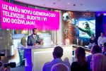 Hrvatski Telekom launches new generation TV