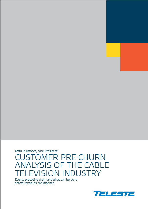 cable industry research paper Detailed research and analysis report of the media sector  the indian media and entertainment industry comprises of print  multi system cable operators.