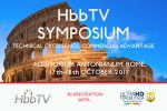 The Annual HbbTV Symposium goes to Rome