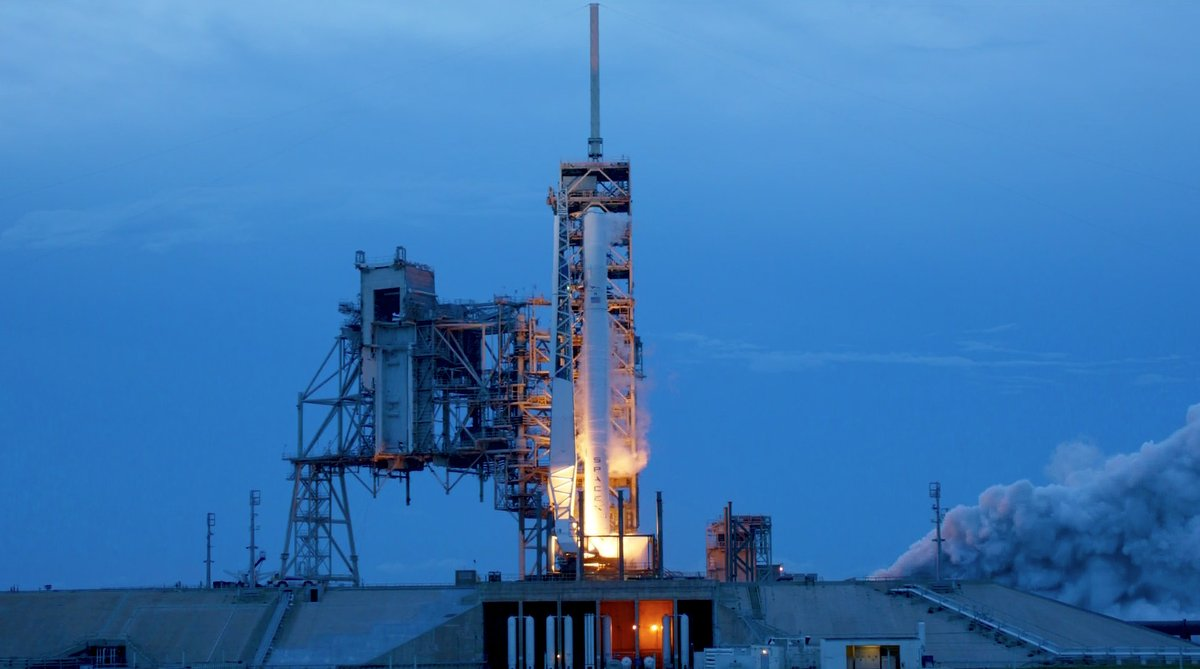 SpaceX to expand rocket fix  center in Florida