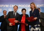 Russia and China accelerate TV content exchange