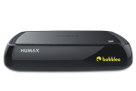 Bobbles launches two new Humax receivers