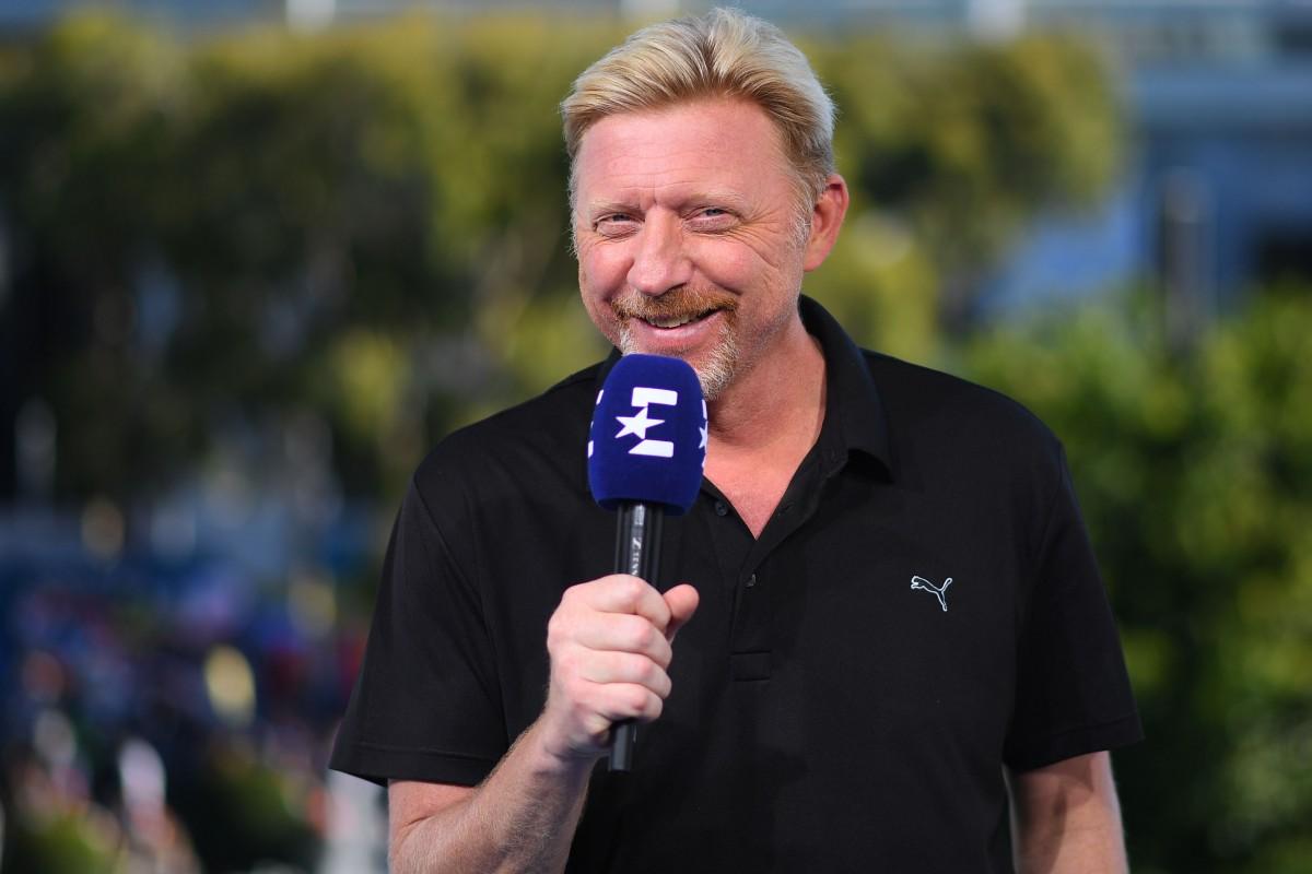 Boris Becker to remain at Eurosport