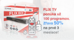 Flix TV launches in Slovakia