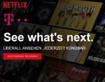 Netflix and Deutsche Telekom team up